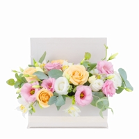 Arranjo de Flores Flower Box