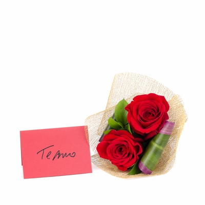 Rosas Colombianas - Singelo I Love You