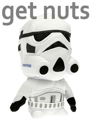 Star Wars: Stormtrooper Pelúcia (Super Deformed) 18 cm - Comic Images