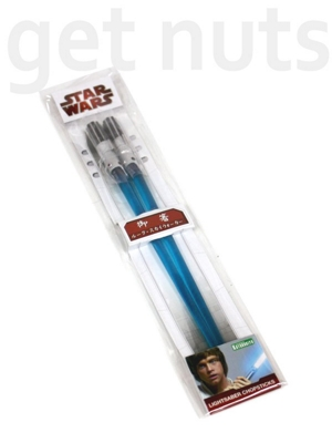 Star Wars: Lightsaber Chopsticks Luke Skywalker - Acessório Hashi - Kotobukiya