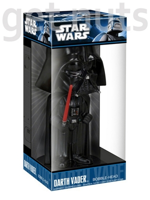 Star Wars: Darth Vader Bobble Head - Funko