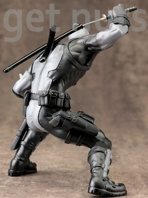 X-Men: Deadpool X-Force Marvel Now ArtFx Estátua - Kotobukiya