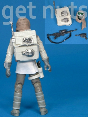 Star Wars (Vintage Collection): Conjunto Especial c/ 3 personagens (Coleção Rebeldes) - Hasbro