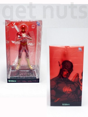 Flash: Justice League The New 52 Flash ArtFx Estátua - Kotobukiya